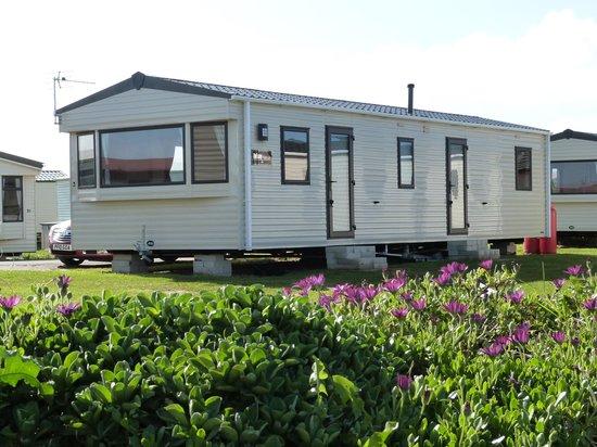 Harlyn Sands Holiday Park: Really lovely caravan