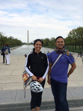 Bike and Roll DC: With Melissa