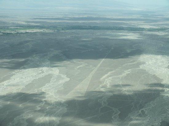 Lineas de Nazca: trapezoides