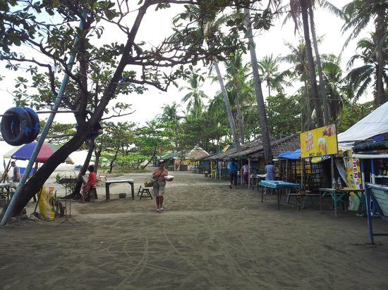 Tondaligan Beach : Beach