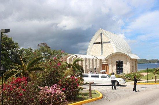 Hotel Nikko Guam: По дороге в отель