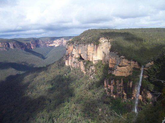 AEA Luxury Tours: part of the canyon in the Blue Mountains