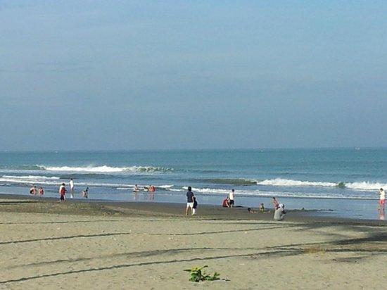 Tondaligan Beach : Beach