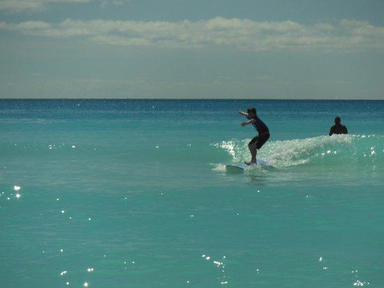 360 Surf School: eh oui je surf