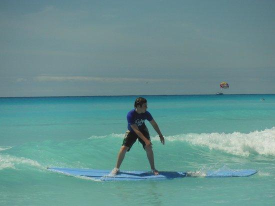 360 Surf School: oh oui