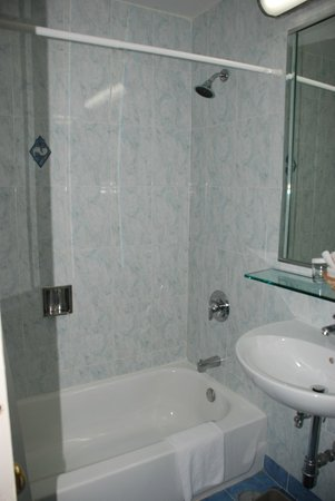 The Congress Plaza Hotel and Convention Center: Bathroom