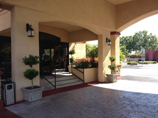Best Western Inn Santa Clara : Lobby