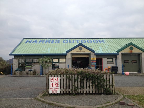 Harris Outdoor Adventure Centre