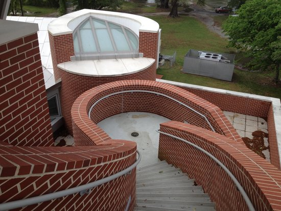 Ohr-O'Keefe Museum: Frank Gehry Architecture