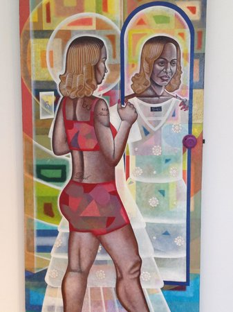 Ohr-O'Keefe Museum of Art: prostitute, Carl Joe Williams