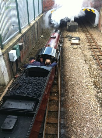 Romney Sands Holiday Park - Park Resorts: Miniature Railway