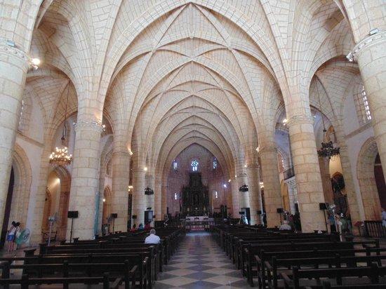 Cathédrale Notre-Dame de l'Incarnation : Catedral de Santo Domingo