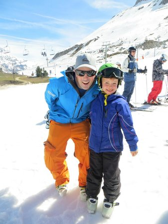Ultimate Snowsports Tignes: Harry and Ben