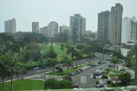 Delfines Hotel & Convention Center : vista
