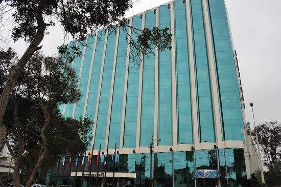 Delfines Hotel & Convention Center : hotel