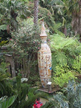 Monte Palace Tropical Garden : Ceramic Vase