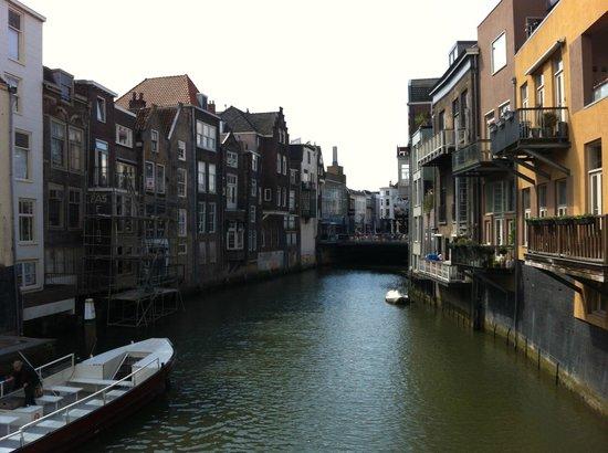 De Stroper: Il canale dove si affaccia il Ristorante