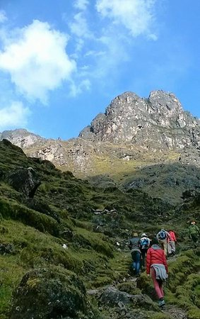 Encuentros Andinos : Many beautiful hikes!