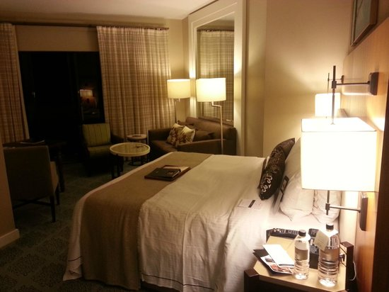 Fairmont Scottsdale Princess : room