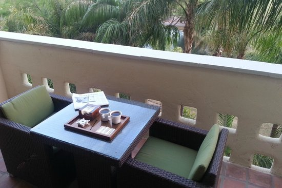 Fairmont Scottsdale Princess : balcony <3