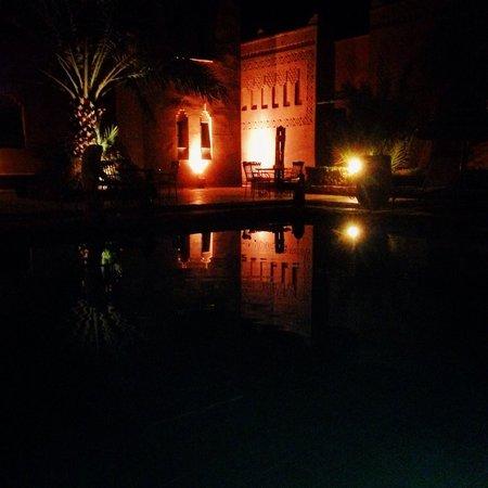 Kasbah Tizimi: Внутренний двор