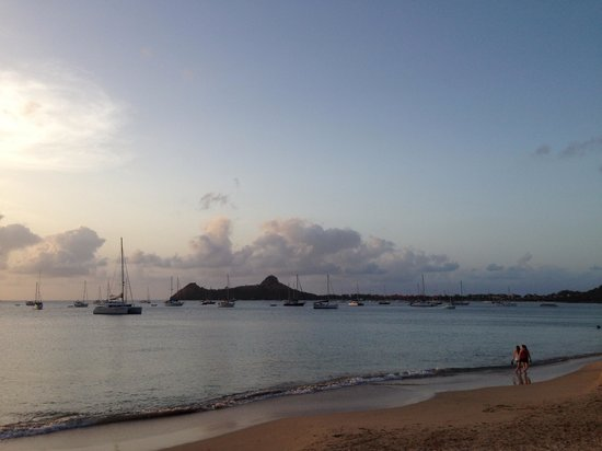 St. Lucian by Rex Resorts: Pigeon point