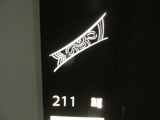 Shichahai Shadow Art Performance Hotel: Room Numbers