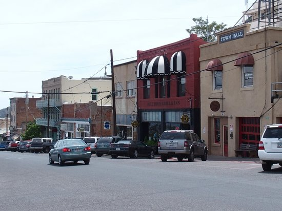 Jerome State Historic Park: The town