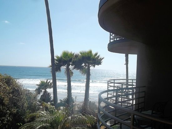 Pacific Terrace Hotel : Amazing view!