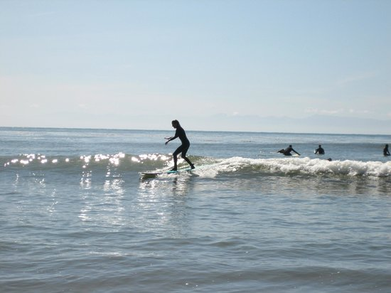 Adventure Out: Surf Classes in Santa Cruz