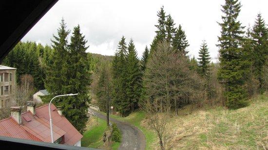 Hotel Star 1.2: Blick vom Balkon