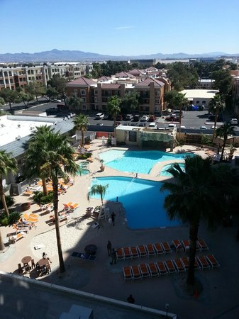 Hooters Casino Hotel: Nice pool