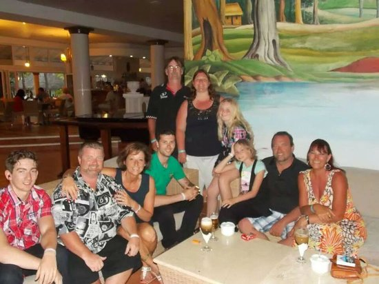 Melia Cayo Guillermo : what a blast! family and friends!