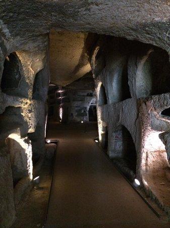 Catacombe di San Gennaro: Cubicola