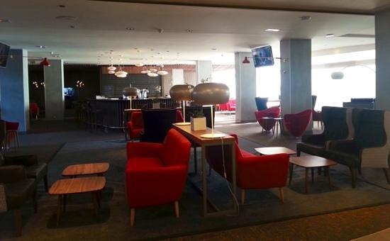 Mercure Paris Charles de Gaulle Airport et Convention: Hôtel Pullman Paris Charles de Gaulle nouveau bar lounge