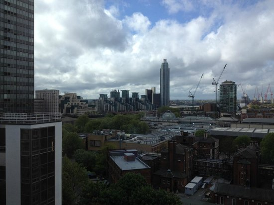 DoubleTree by Hilton London - Westminster : View