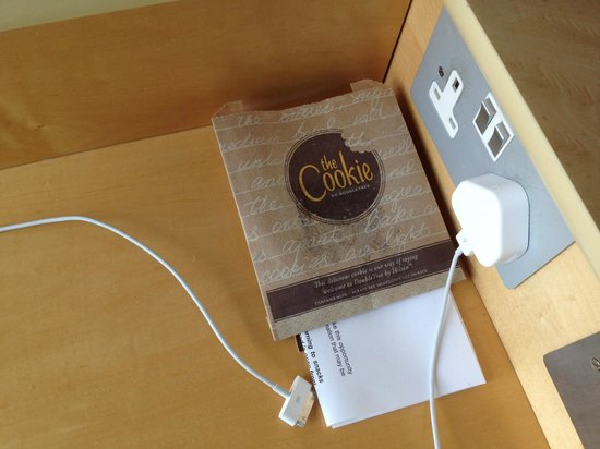DoubleTree by Hilton London - Westminster: Cookie