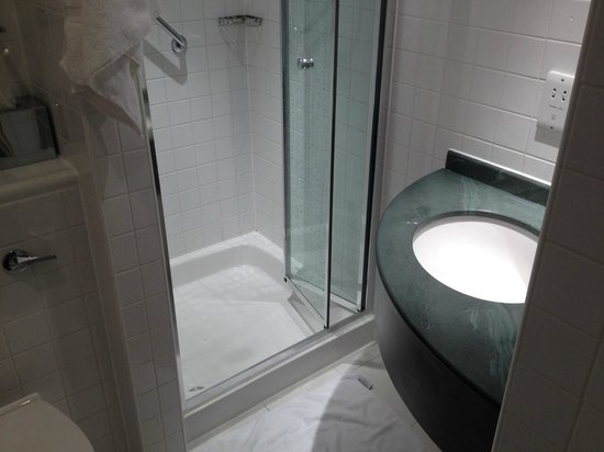 DoubleTree by Hilton London - Westminster: Shower