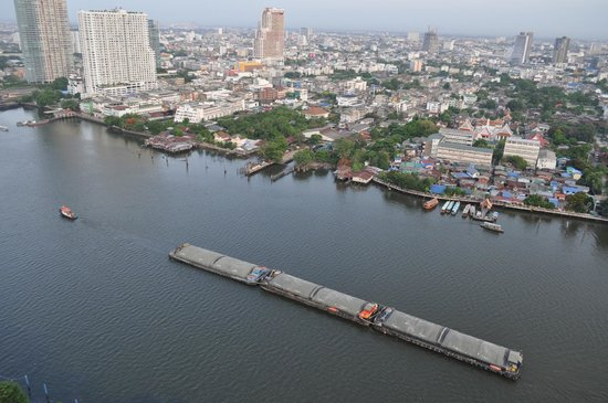 Chatrium Hotel Riverside Bangkok: Chao Phraya River