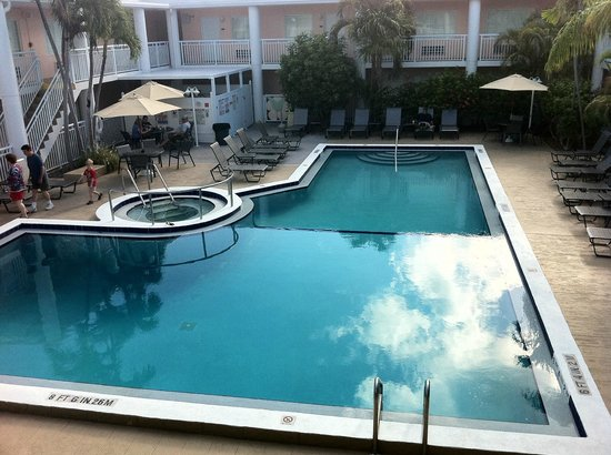 Best Western Hibiscus Motel: Pool
