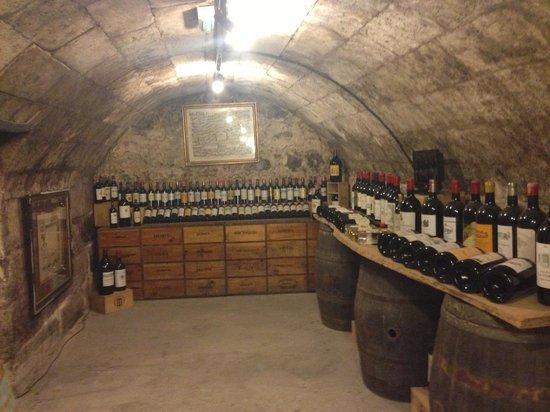 Musée du Vin et du Négoce : Vinhos e vinhos