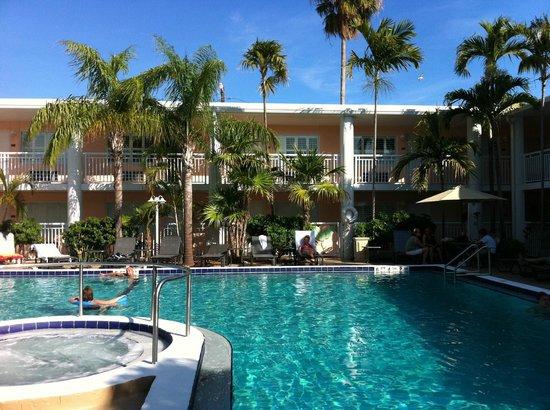 BEST WESTERN Hibiscus Motel: Hotel Innenbereich
