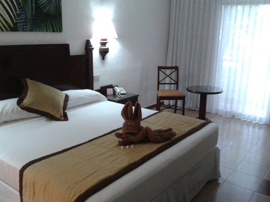 Hotel Riu Lupita: Quarto std