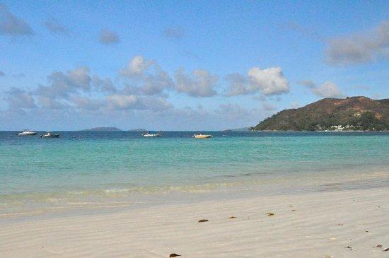 Isla Praslin, Seychelles: Anse Volbert  o Cote D'Or