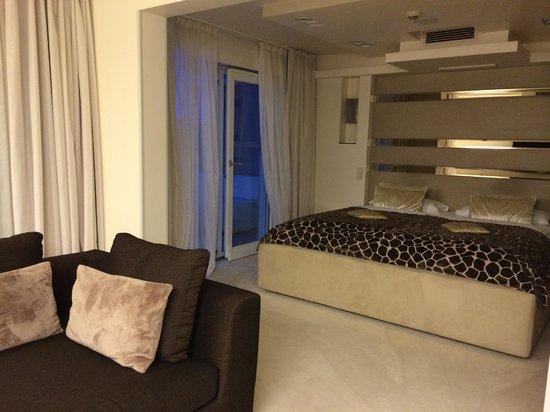 Hotel Damianii: Suite