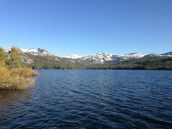 Caples Lake Resort: Caples Lake