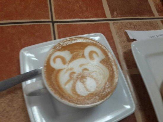 La Nani Cafe: Excente café excelente barista