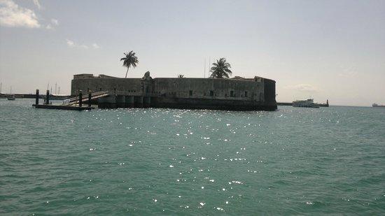 Sao Marcelo (do Mar) fort : Uma fortaleza no mar!