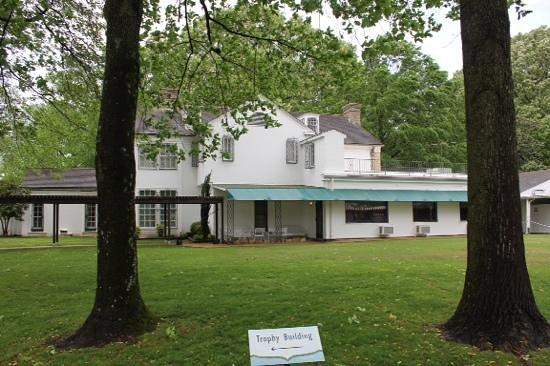 Graceland : het huis