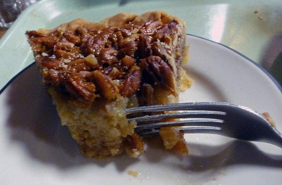 Victor's Cafeteria: Miss Catherine's pecan pie